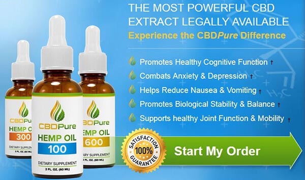Pure CBD Oil Trial